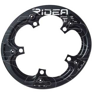 RIDEA(リデア) 5xW3-FR5ST-DG Powering F W3T 5arms(with Chain Ring Guards) 56T(BCD:130mm) B01KUGUX6E