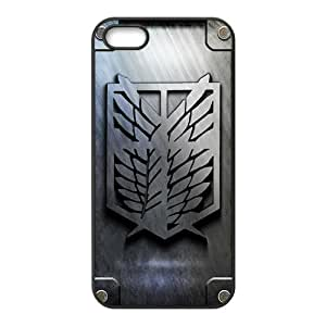 YYYT Attack On Titan Cell Phone Case for Iphone 5s