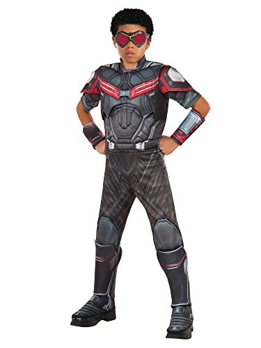 Captain America: Civil War - Deluxe Muscle Chest Falcon Costume for Kids