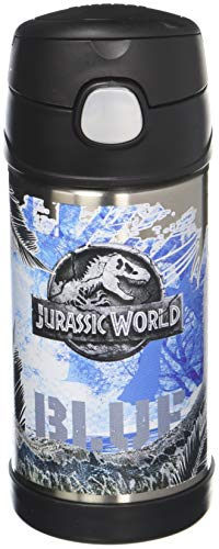 Jurassic World Thermos Funtainer