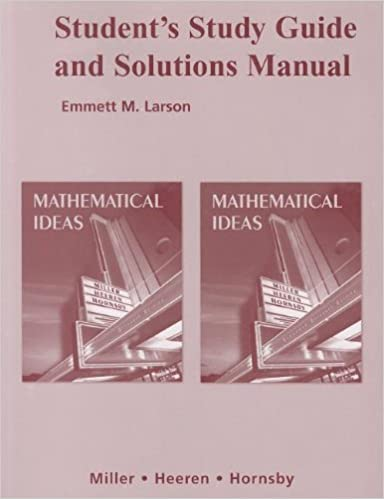 Amazon. Com: student study guide and solutions manual for.