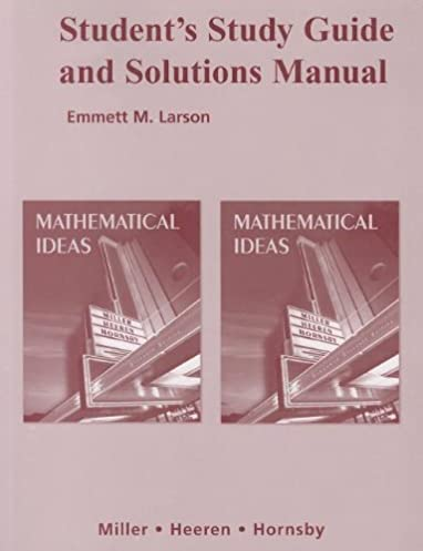 amazon com student study guide and solutions manual for rh amazon com Quality Control TI-84 Calculator