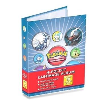 Amigo 82276 - Álbum para Cartas Pokémon: Amazon.es: Juguetes ...