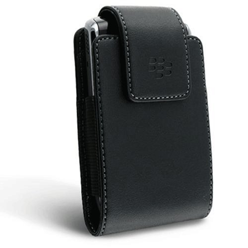 OEM BlackBerry Torch 9800 9810 GENUINE LEATHER CASE SWIVEL CLIP HOLSTER POUCH - http://coolthings.us