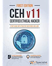 Certified Ethical Hacker v11: Study Guide with Practice Questions and Labs