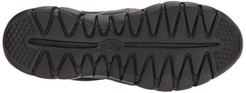 Sneaker Jenkins Da Donna Harley-davidson Nero / Arancione 1