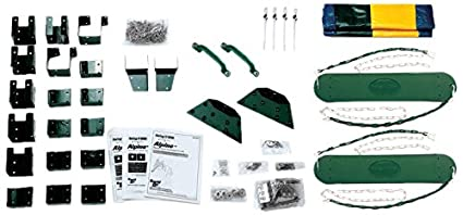 Alpine Custom Swing Set Hardware Kit Wood Not Included