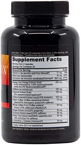 Nugenix Thermo - Thermogenic Fat Burner for Men, Extreme Metabolic Accelerator 3
