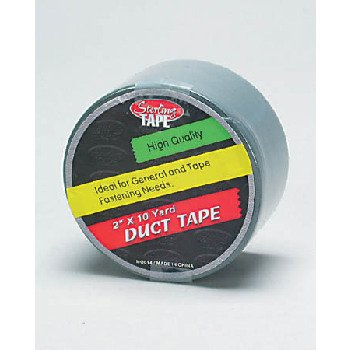 10 yard roll duct tape, Case of 25 ()