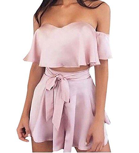 2 Piece Silk Skirt - 1