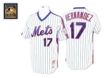 online retailer b5fe9 e05a3 Amazon.com : Keith Hernandez Mets 1986 Jersey Mitchell ...