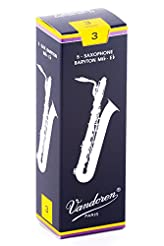 Vandoren SR243 Bari Sax Traditional Reed...
