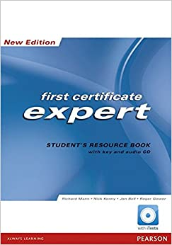 Book FCE Expert new Edition Students Resource Book with Key/CD Pack
