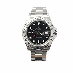 Rolex Explorer II swiss-automatic mens Watch 16570 (Certified Pre-owned)