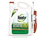 Best Crabgrass Killers - Roundup for Lawns Crabgrass Destroyer1 Ready-to-Use with Extended Review