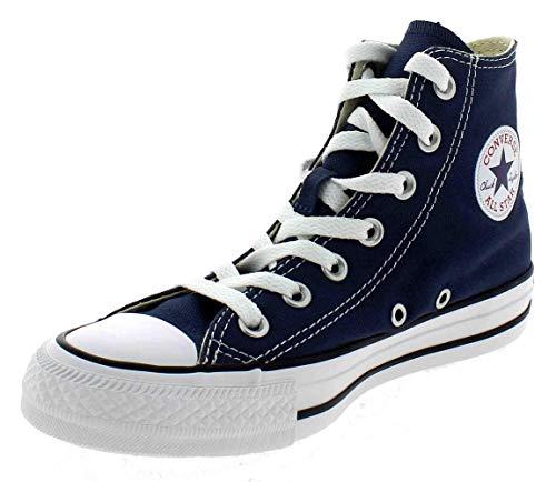 Converse Men's All Star HI Basketball Shoes 7.5 (Navy) (Men Basketball Shoes Converse)