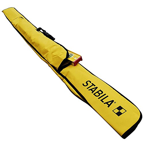 Stabila 30035 Plate Level Case for 7'-12' Plate Level plus 24-Inch, 48-Inch Level - 12' Plate Level