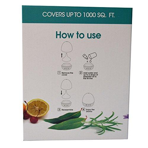 Greenair Sunrise Diffuser Aromatherapy, 1.1 Pound