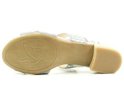 Caprice 9-28103-20 Sandalias Para Mujer Blau