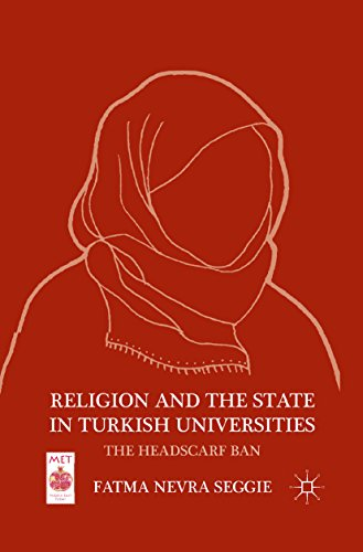 Download Religion and the State in Turkish Universities: The Headscarf Ban (Middle East Today) Pdf