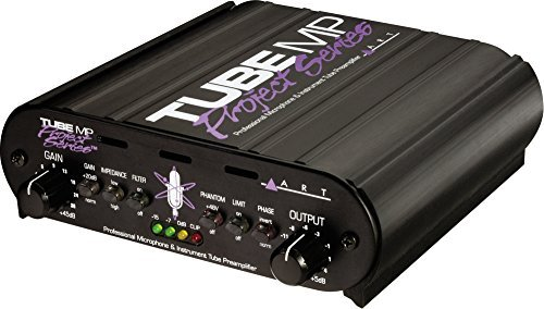- ART Tube MP Project Series Microphone Preamp