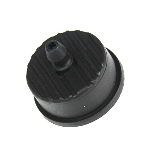 BALDR Drip Emitter 4L/H Corona PC Mini Pressure Compensation Dripper Greenhouse Garden Irrigation 25 Packs Black