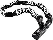 Kryptonite Keeper 790 7mm Chain Combo Bicycle Lock