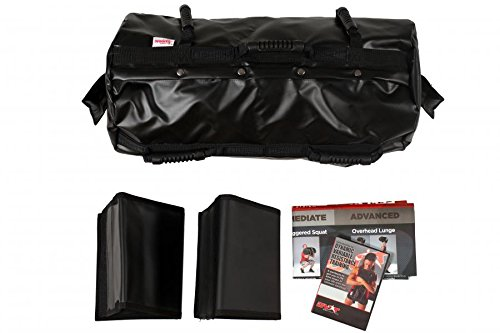 Perform Better Erwachsene Ultimate 36,8kg Sandbag, Schwarz, 68 x 25 cm