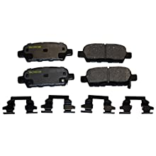 Monroe CX1393 Rear Ceramic Brake Pad Set