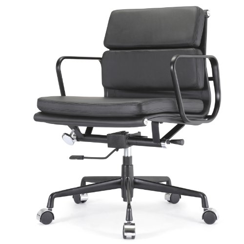 M342 Office Chair All Black Everything in