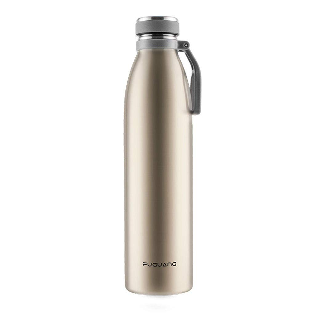 Botella/Frasco de Agua con Aislamiento de Acero Inoxidable ...