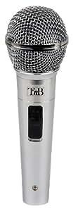 T'nB MIAF033470 Vox Chrome - Micrófono cromado (toma XLR)