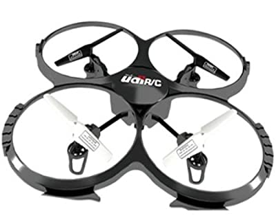 UDI U818A 2.4GHz 4 CH 6 Axis Gyro RC Quadcopter with Camera RTF Mode 2 from UDI RC