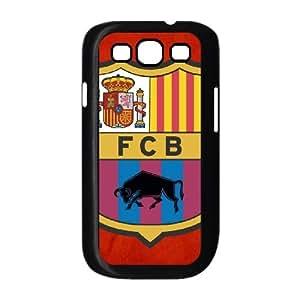 Barcelona Samsung Galaxy S3 9300 Cell Phone Case Black MSU7180005