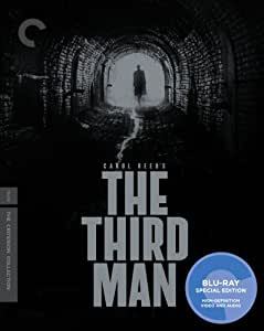 The Third Man - Criterion Collection [Blu-ray] [Import]