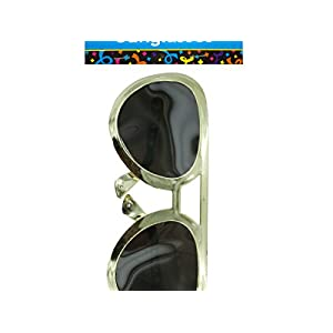 Jumbo Rock Star Party Sunglasses - Pack of 24