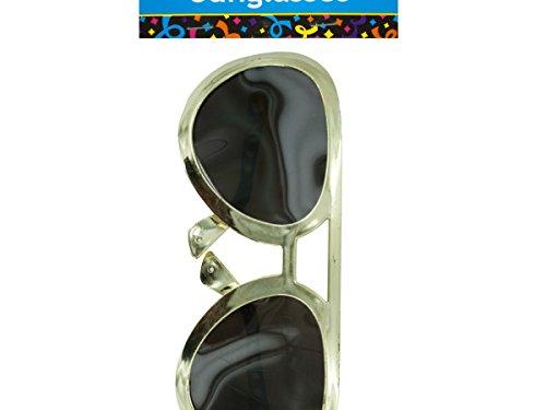 Jumbo Rock Star Party Sunglasses - Pack of - Sunglasses Jumbo Bulk