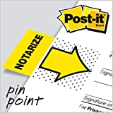 Post-it Standard Page Flags in Dispenser  1in
