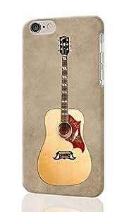 Gibson Dove Custom Diy Unique Image Durable 3D Case Iphone 6 - 4.7
