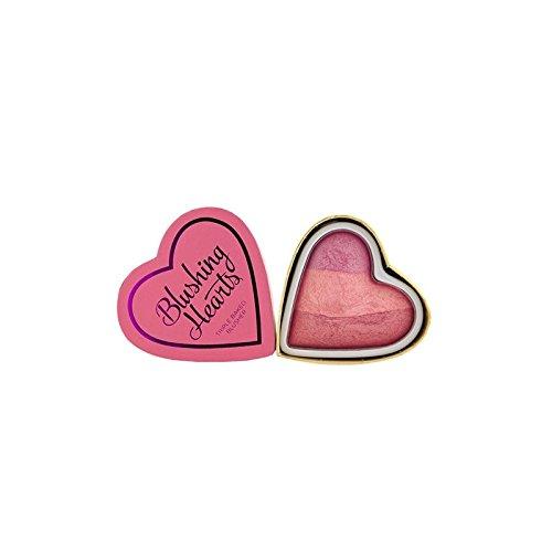 I Heart Blush Hearts Blushing Heart 5g (Pack of 6) - 私は心の心臓部5を赤面心を赤面します x6 [並行輸入品] B0722KKWZ5