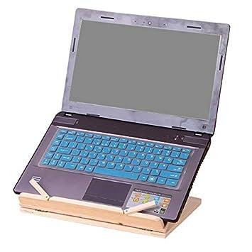 1 Mooyod Telaio in Legno Lettura Bookshelf Staffa Tablet PC Supporto in Legno da Disegno