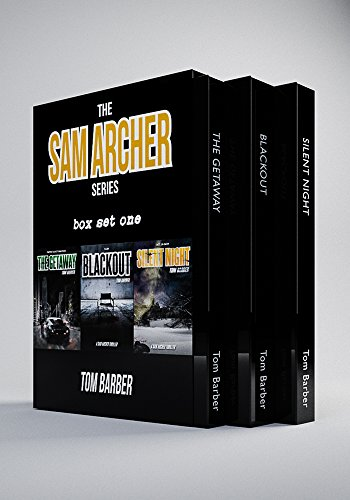 The Sam Archer Series: Books 2-4 cover
