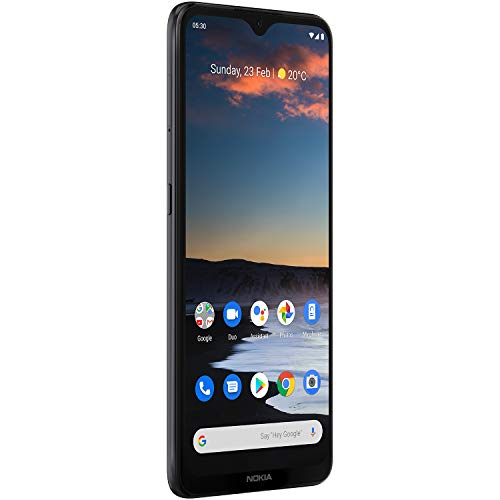 Nokia 5.3 Android One Smartphone with Quad Camera, 4 GB RAM and 64 GB Storage - Charcoal Discounts Junction