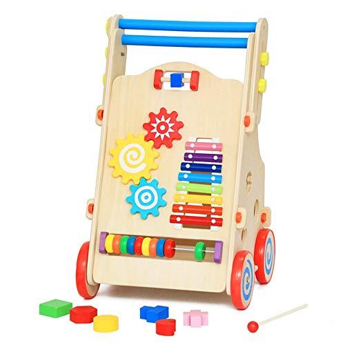 La Movilidad del niño Walker Actividad Madera Andador de ...
