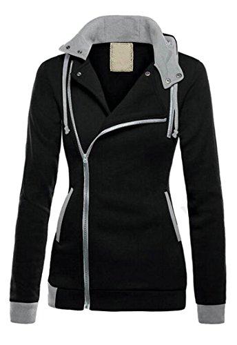 Slim Zip Sweatshirt - 6