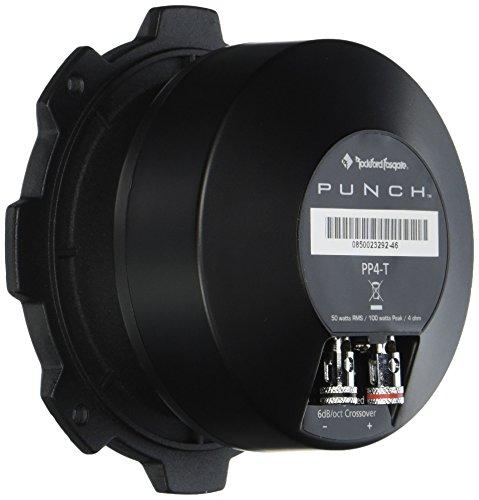 Rockford Fosgate PP4-T Punch Pro 4-Ohm Tweeter by Rockford Fosgate (Image #1)'