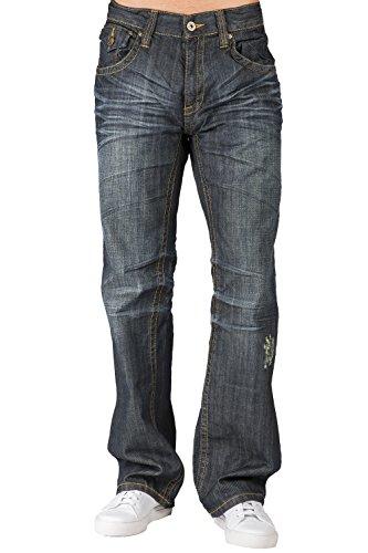 Denim Trim Fit Jeans - 6