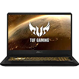2019 ASUS TUF Gaming Laptop Computer, AMD Ryzen 7 3750H Quad-Core up to 4.0GHz, 32GB DDR4, 1TB PCIE SSD + 2TB HDD, 17.3″ FHD Screen, GeForce GTX 1650 4GB, AC WiFi, Bluetooth 4.2, HDMI, Windows 10