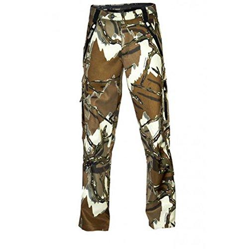 PREDATOR CAMO DC Special Hiking Pant, Size: 40 (Predator Camo Fabric)