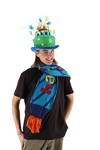 elope Celebration Cake Hat -